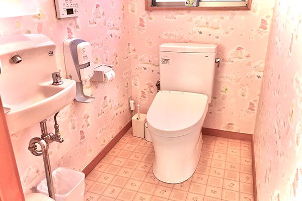 ゾウさんトイレ
